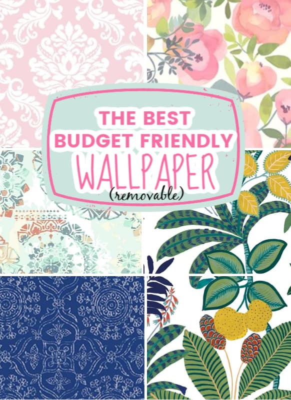removable wallpaper/peel and stick wallpaper/temporary wallpaper