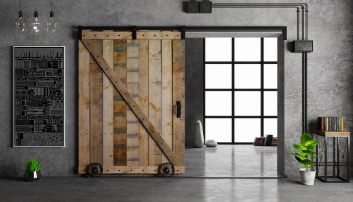 how to build barn doors/best barn doors
