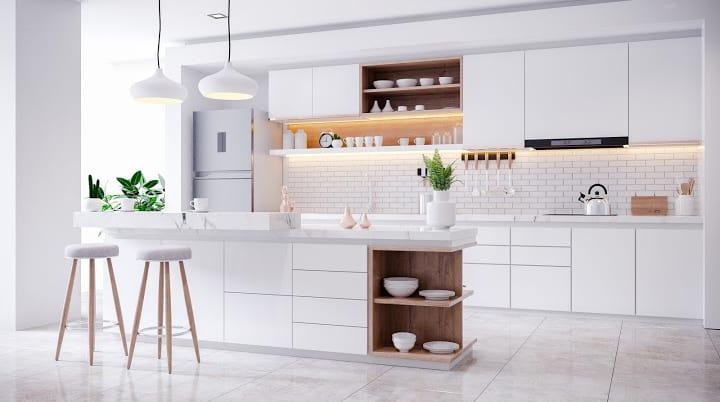 best kitchen floor material