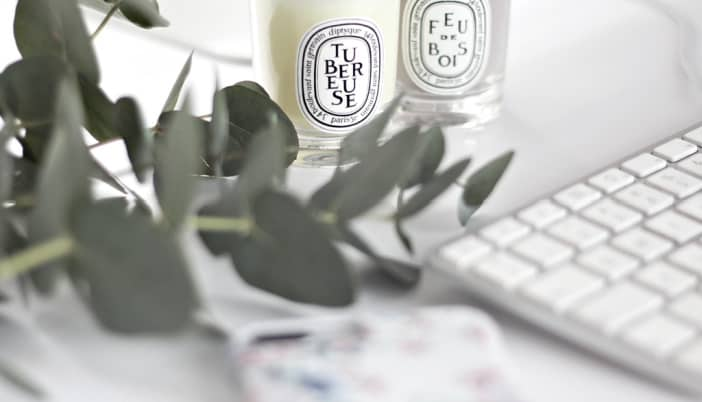 popular diptyque candle scents